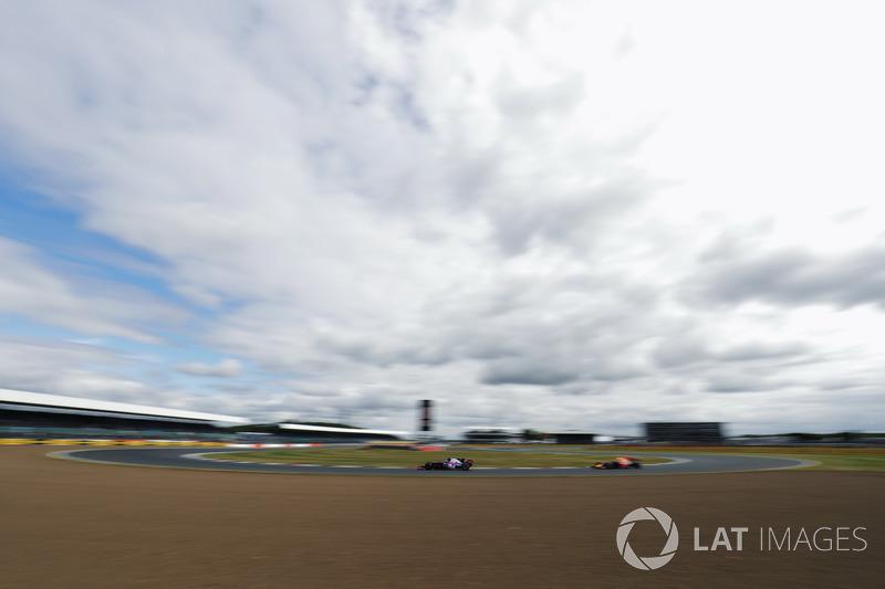 Данііл Квят, Scuderia Toro Rosso STR12, Макс Ферстаппен, Red Bull Racing RB13