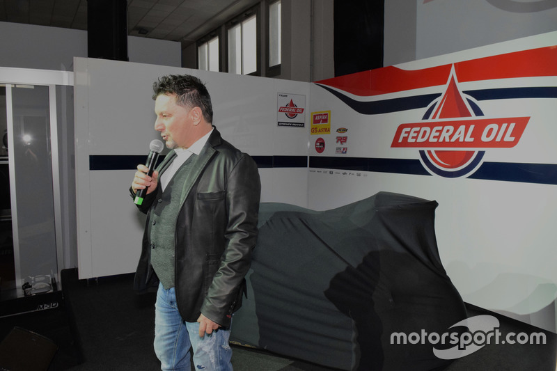 Fausto Gresini, Team Manager Federal Oil Gresini Moto2