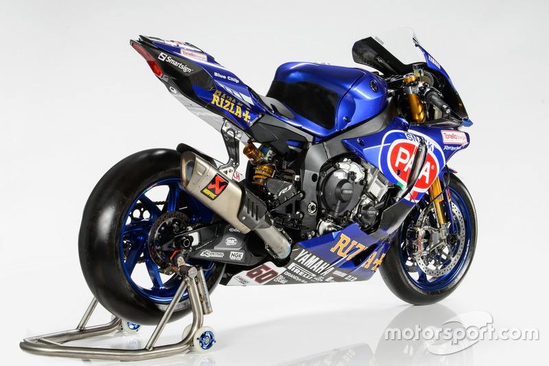 Bike von Michael van der Mark, Pata Yamaha Racing