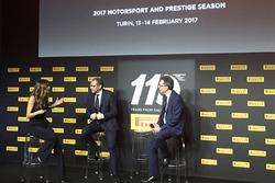Stefano Domenicali, Lamborghini Chairman and Chief Executive Officer