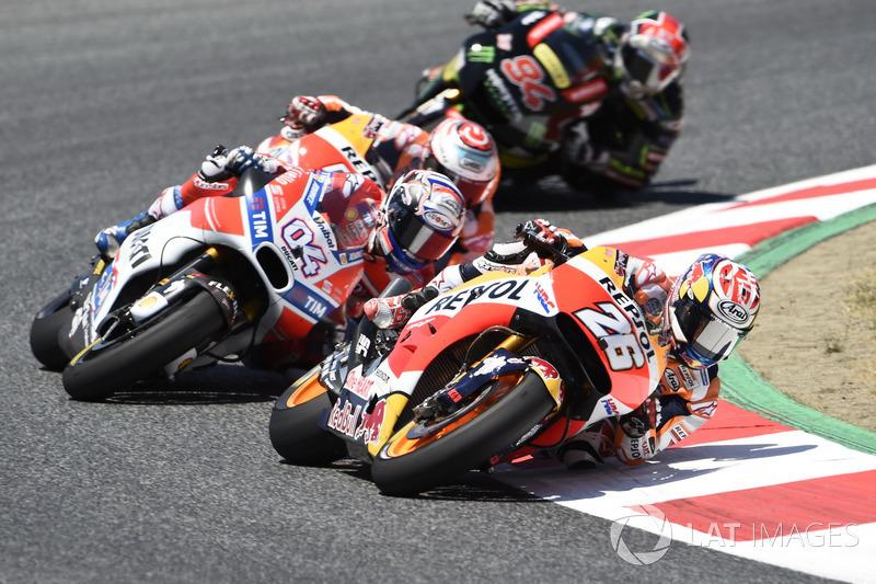 7. Dani Pedrosa (Honda)