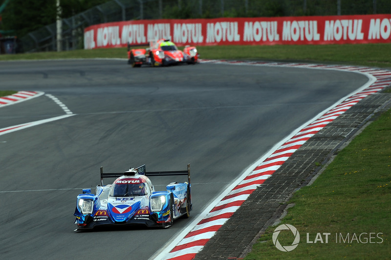 #13 Vaillante Rebellion Racing Oreca 07 Gibson: Матіас Беш, Девід Хейнемаєр Ханссон, Піпо Дерані