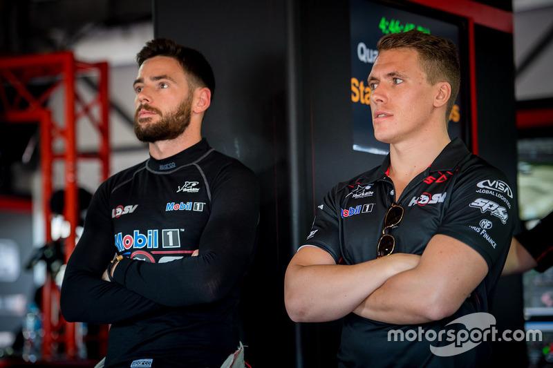 Scott Pye, Holden Racing Team, mit Ryan Walkinshaw
