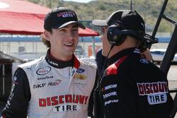 Ryan Blaney, Team Penske Ford en Greg Erwin