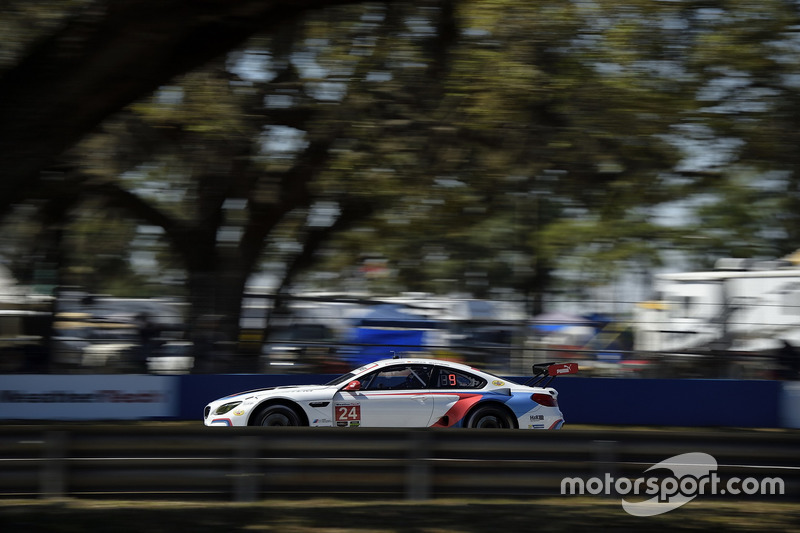 #24 BMW Team RLL, BMW M6 GTLM: John Edwards, Martin Tomczyk, Nicky Catsburg