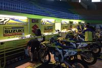 Paddock Team Suzuki World MXGP