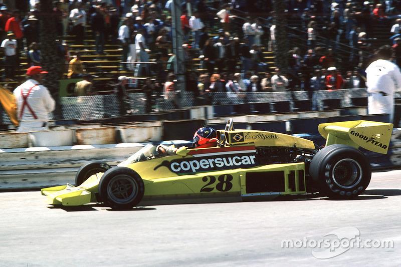 Емерсон Фіттіпальді, Copersucar FD04 Ford
