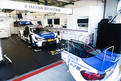 Coche de Maxime Martin, BMW Team RBM, BMW M4 DTM