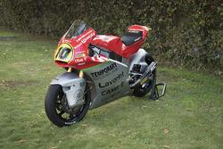 La moto di Lorenzo Baldassarri, Forward Racing