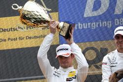Podium: second place Paul Di Resta, Mercedes-AMG Team HWA, Mercedes-AMG C63 DTM