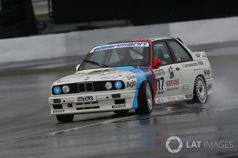 #117 Paul Andrew, BMW M3 DTM