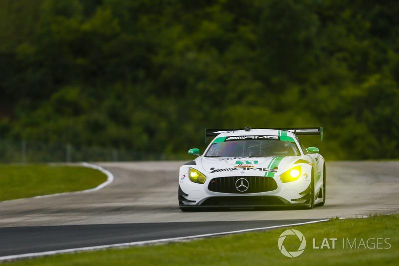 #33 Riley Motorsports Mercedes AMG GT3: Йерун Блекемолен, Бен Кітінг