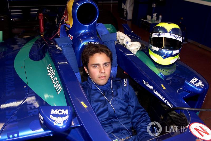 2001: no radar da F1