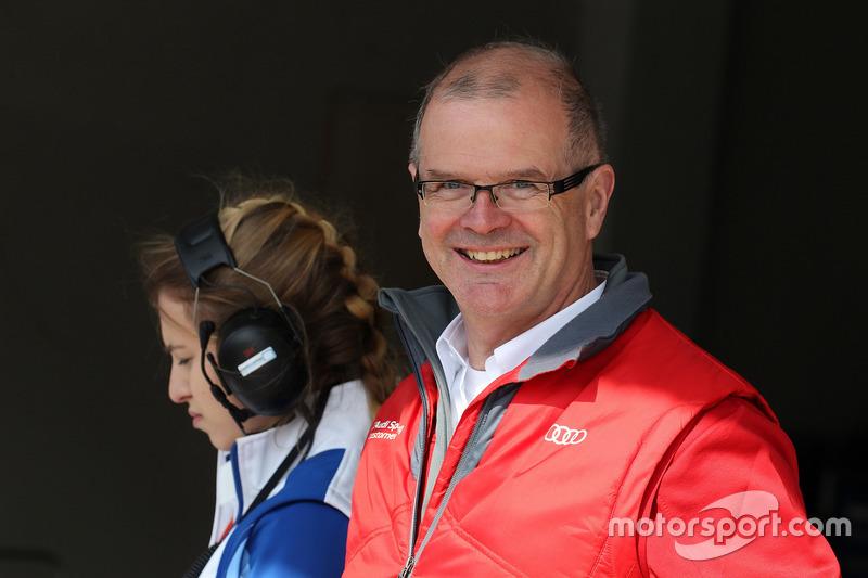 Detlef Schmid, Audi Sport