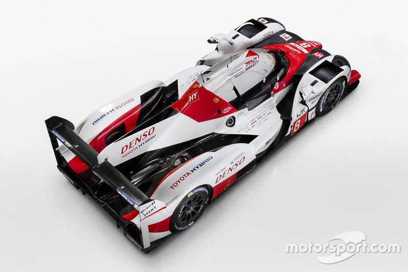 Toyota TS050 Hybrid 2017