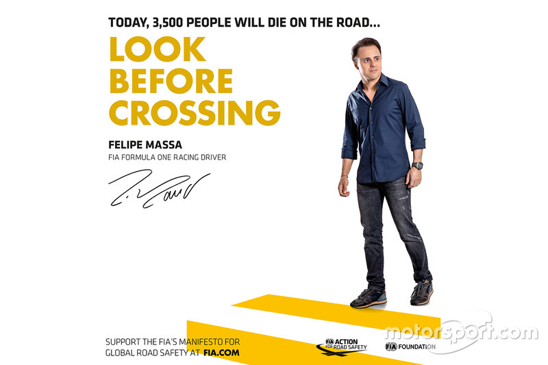 Felipe Massa, F1-Fahrer