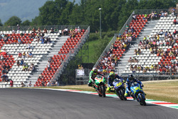 Guintoli, Valentino Rossi, Yamaha Factory Racing