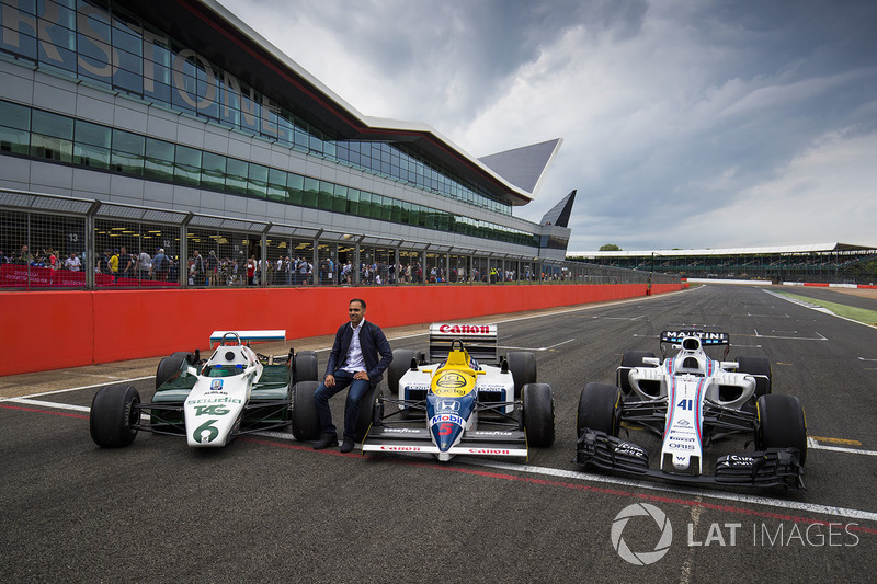 Pastor Maldonado, Williams FW08, FW11 ve Williams FW40