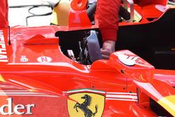 Руль Ferrari SF70H