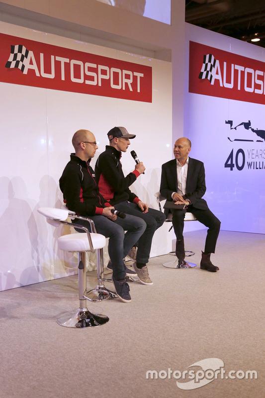 Elfyn Evans, Daniel Barritt, DMACK World Rally Team, mit Toby Moody