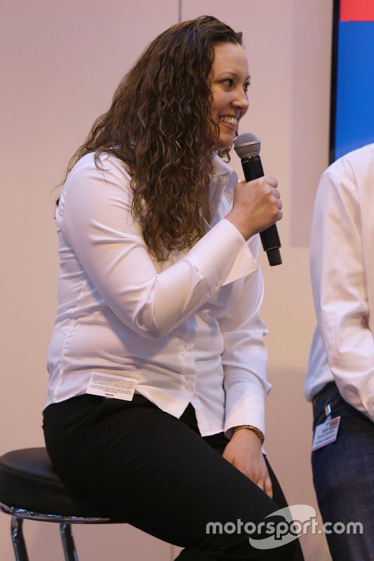 Tech Talk: Junge Ingenieure von Infiniti/Renault Sport