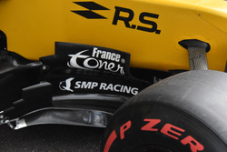 Renault Sport F1 Team RS17, side
