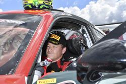 Race winner Patrick Long, Wright Motorsports