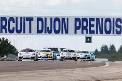 Porsche GT3 Cup Challenge und Porsche Sports Cup Suisse
