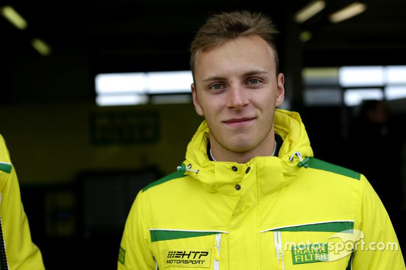 Marvin Kirchhöfer, Mercedes-AMG Team HTP Motorsport