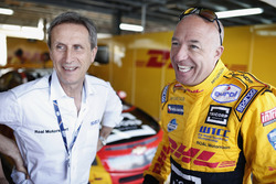 Roberto Ravaglia, Team manager team ROAL Motorsport with Tom Coronel, Roal Motorsport, Chevrolet RML Cruze TC1