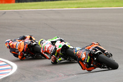 Bradley Smith, Red Bull KTM Factory Racing, Aleix Espargaro, Aprilia Racing Team Gresini, Pol Espargaro, Red Bull KTM Factory Racing