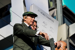 Podium: Sir Jackie Stewart