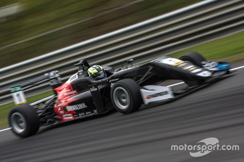 Joel Eriksson, Motopark, Dallara F317 - Volkswagen