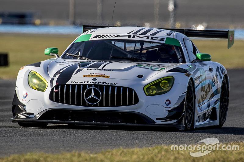 #50 Riley Motorsports Mercedes AMG GT3: Gunnar Jeannette, Cooper MacNeil, Shane van Gisbergen