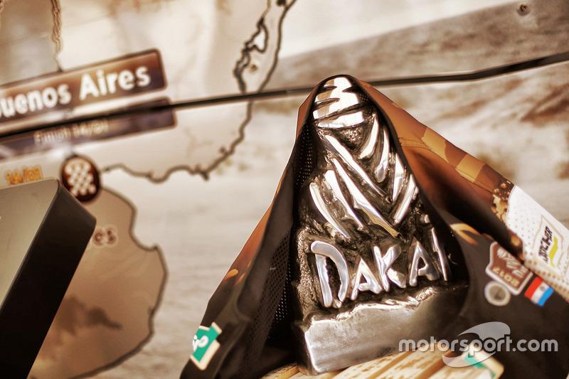 Logo del Dakar