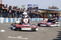 Volkswagen Ameo Cup Drivers Selection Karting sessions