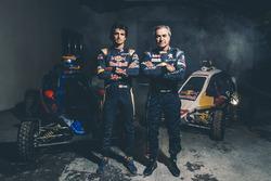 Carlos Sainz y Carlos Sainz Jr.