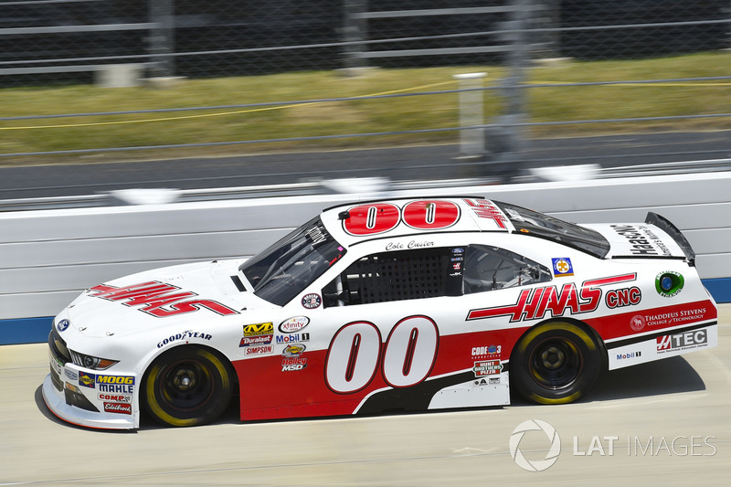 Cole Custer, Stewart-Haas Racing, Ford