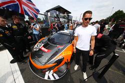 #59 Garage 59, McLaren 650S GT3, Stoffel Vandoorne, McLaren