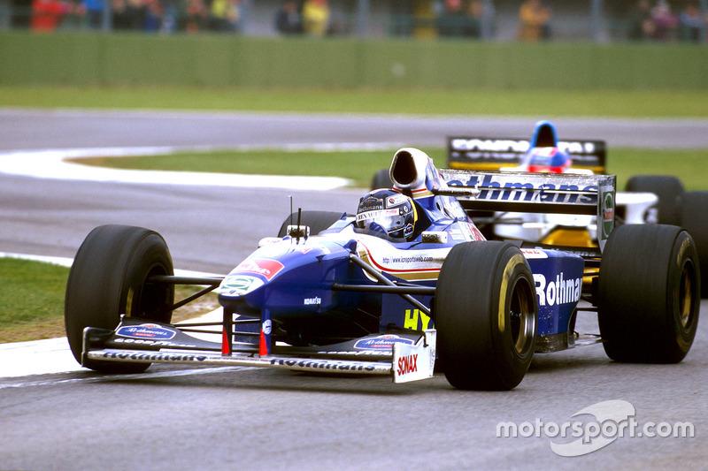 Heinz-Harald Frentzen, Williams FW19