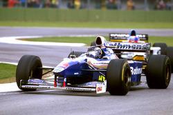 Heinz-Harald Frentzen, Williams FW19, Renault