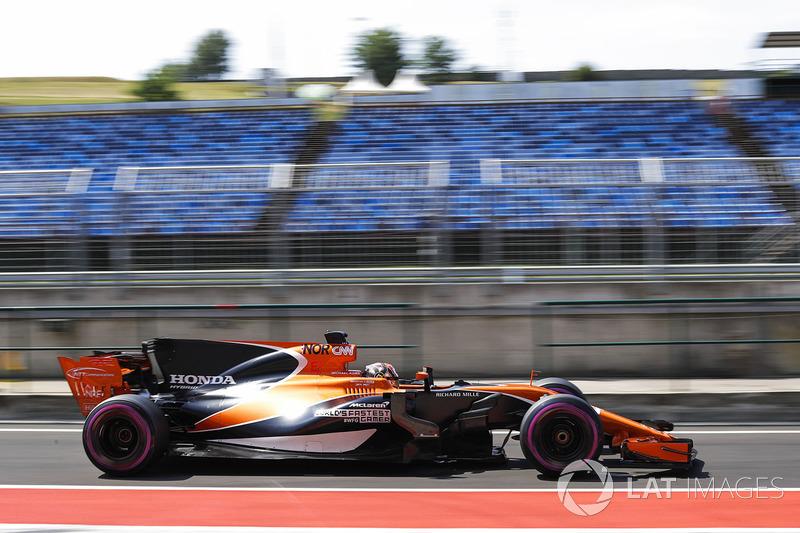 McLaren – A CONFIRMAR