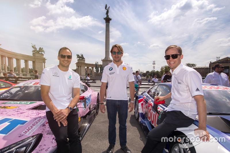 Gary Paffett, Mercedes-AMG Team HWA, Mercedes-AMG C63 DTM, Augusto Farfus, BMW Team RMG, BMW M4 DTM,