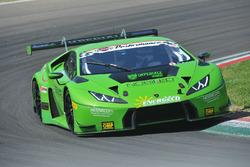 Pezzucchi-Venturini Imperiale Racing, Lamborghini Huracan- S.GT3 #32