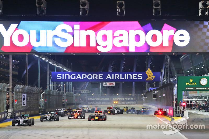 Grand Prix de Singapour 2016