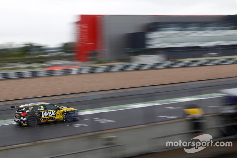 #33 Adam Morgan, WIX Racing, Mercedes Benz A-Class