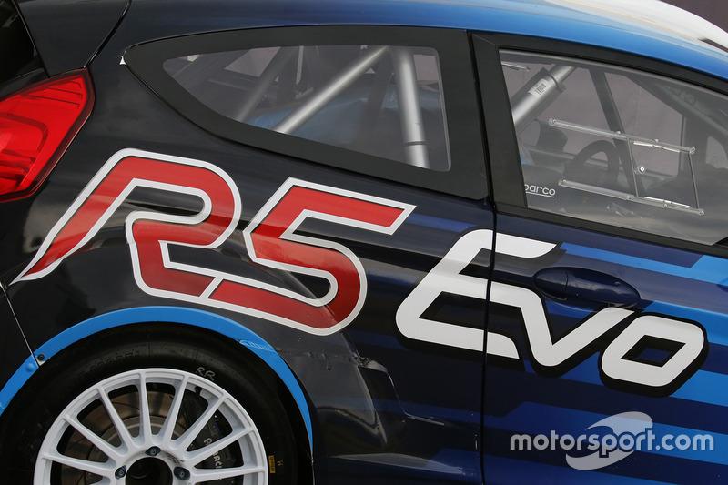 M-Sport Ford R5 Evo