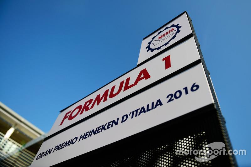 Monza atmosfer