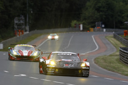 #57 Team AAI Chevrolet Corvette C7-R: Johnny O'Connell, Oliver Bryant, Mark Patterson