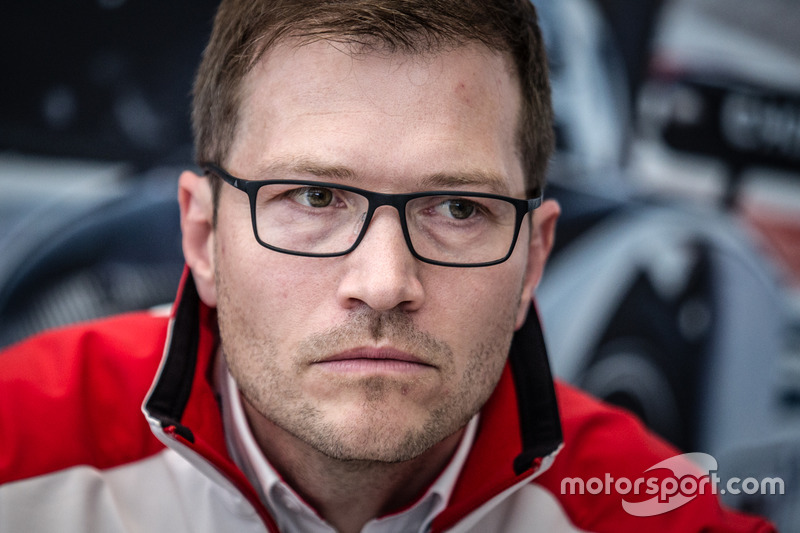 Andreas Seidl, Porsche Team manager